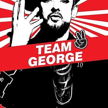 Team Boy George by cyberchameleon