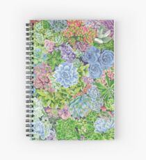 succulents! Spiral Notebook