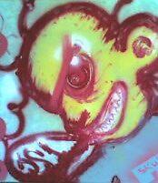 raaaaaagh! by John Smillie
