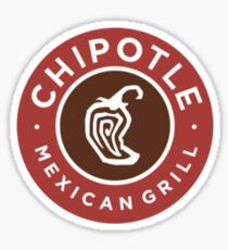 Chipotle Sticker
