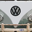 VW Bus by dlhedberg