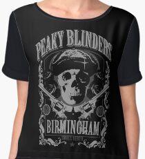 Peaky Blinders Birmingham Women's Chiffon Top