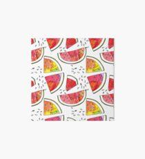 Wassermelone Galeriedruck