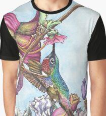 Garden Visitor Graphic T-Shirt