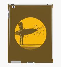 Surfer Girl II iPad Case/Skin
