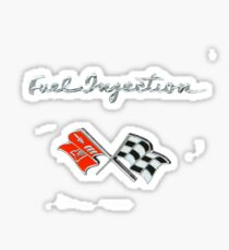 Fuel Injection Sticker