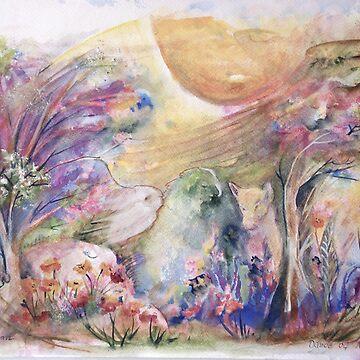 Dance of Nature by CrismanArt