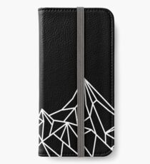 NACHTGERICHTSGEBIRGE iPhone Flip-Case/Hülle/Skin