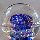 Crystal ball by Margaret Stanton