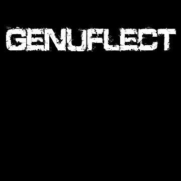 Genuflect logo by GenuflectBand