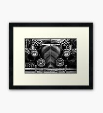 1939 Cadillac Framed Print