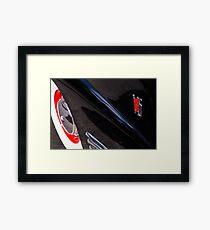 V16 Cadillac Framed Print