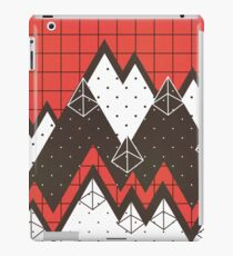 Moutains 2 iPad Case/Skin