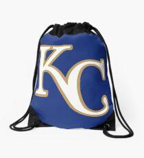 kansas city royals Drawstring Bag