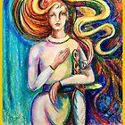 Archangel Michael  by CrismanArt