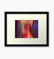 for wendy... the vision is now hers Framed Print