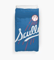 Scully Duvet Cover