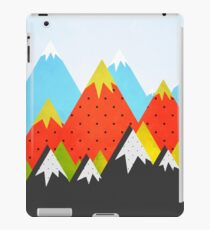 Moutains 3 iPad Case/Skin