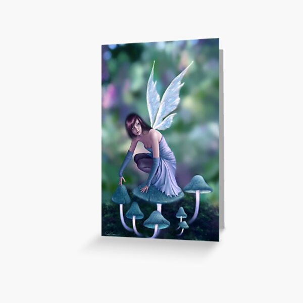 Fairies Greeting Cards Redbubble