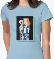 The X-Files - Alien Baby Baby Mama T-Shirt