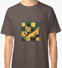 YELLOW DOG JUMP FLY Classic T-Shirt