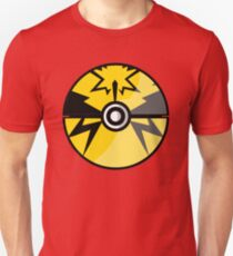 Yellow Team Go! Unisex T-Shirt
