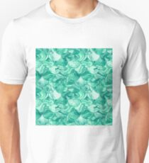 Emerald scales Unisex T-Shirt
