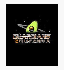 Guardians of the Guacamole Funny Movie Photographic Print