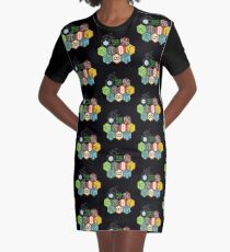 MATH! Graphic T-Shirt Dress