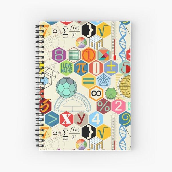 MATH! Spiral Notebook