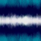 Blue Tie Dye by © Karin Taylor