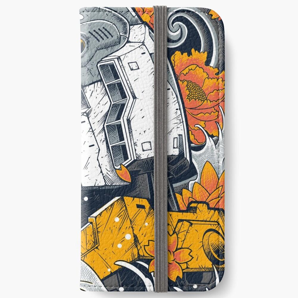 Gundam iPhone Wallet