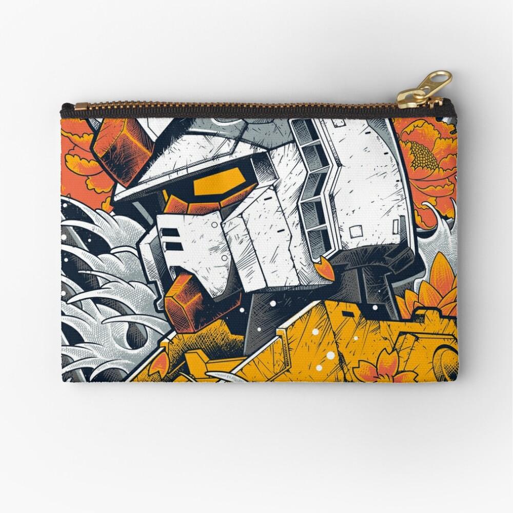 Gundam Zipper Pouch