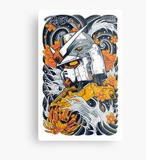 Gundam Metal Print