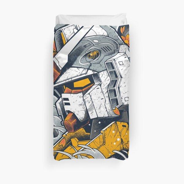 Gundam Duvet Cover