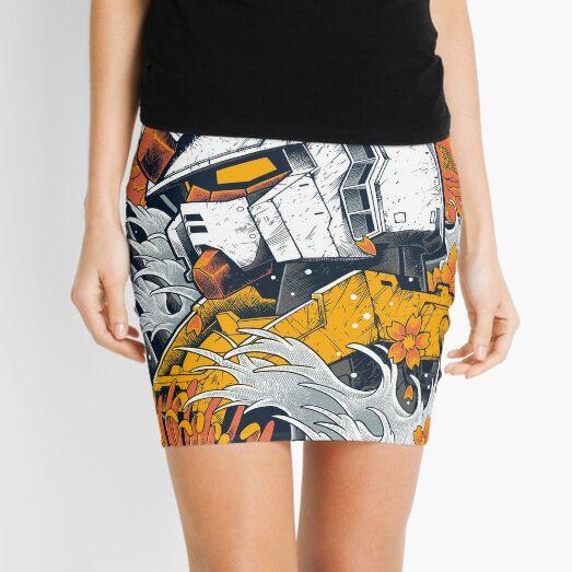 Gundam Mini Skirt