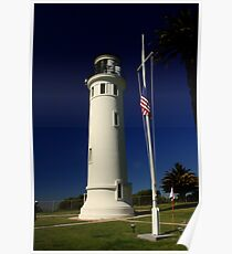 Pt. Vicente Lighthouse Poster