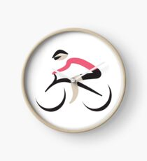 The Cyclist - Giro D'Italia Clock