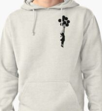 Balloon Girl Pullover Hoodie