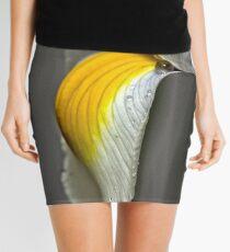 Flower (macro) Mini Skirt