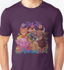 Love all Animals  T-Shirt