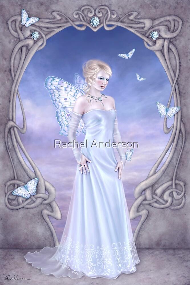 Diamond Birthstone Fairy by Rachel Anderson