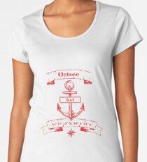 Kiel  Frauen Premium T-Shirts