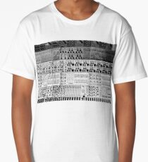 Synthesizer Long T-Shirt