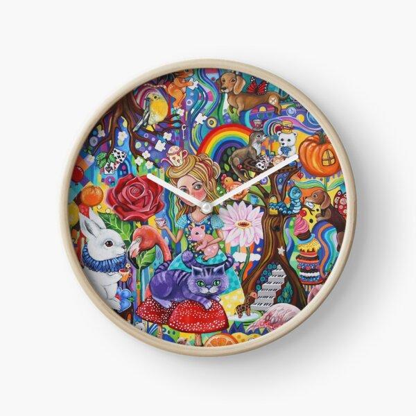 Wonder World Clock