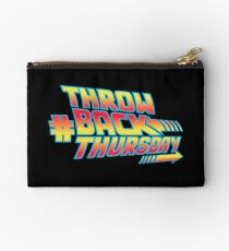 Throw Back Thursday Studio Pouch