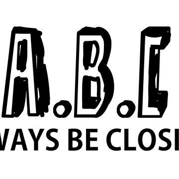 A.B.C by pinestopalms