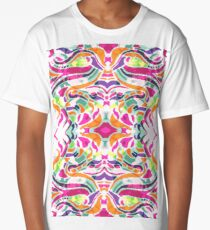 Psychedelic Visions Long T-Shirt