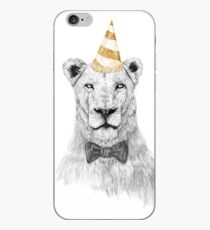 Get the party started (color) iPhone Case