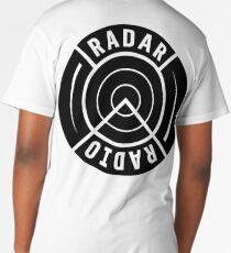 RADAR RADIO - BLACK Long T-Shirt